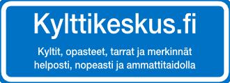 Kyltit, opasteet ja tarrat - Kylttikeskus.fi